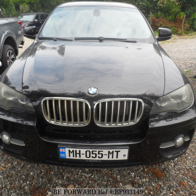 Bmw X6 Used: Used 2008 BMW X6 For Sale BF931149