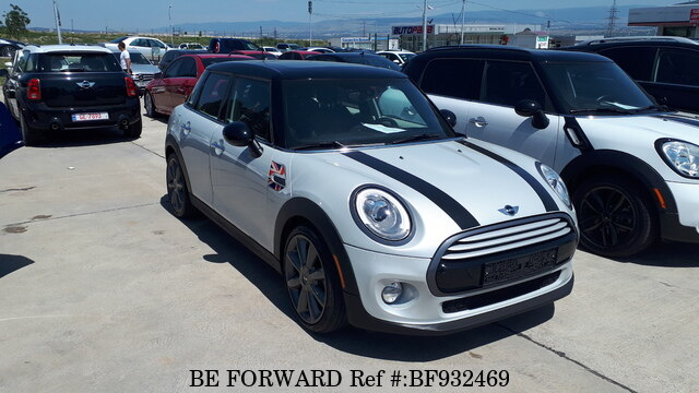 Used 2014 Mini Cooper For Sale Bf932469 Be Forward