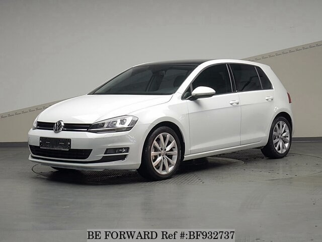 Used 2016 Volkswagen Golf Bf932737 For