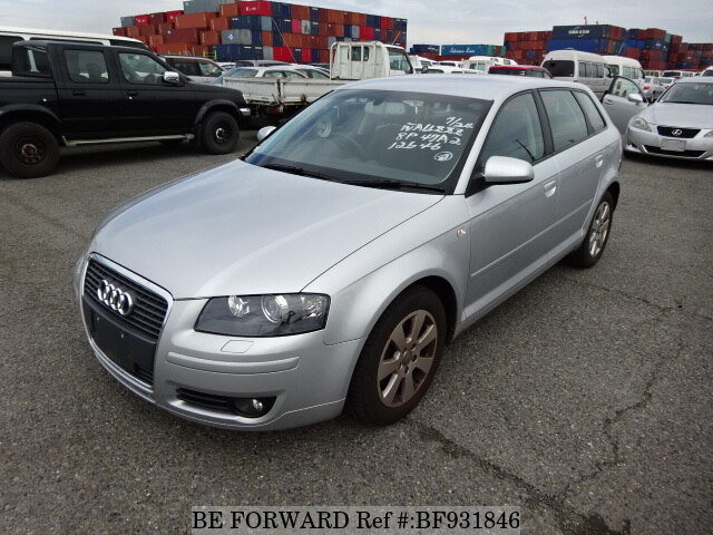 Used AUDI A SPORTBACK T FSIABAPBYT For Sale BF - 2007 audi a3