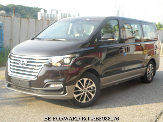 51ac902365 Used 2018 HYUNDAI GRAND STAREX for Sale BF933176 - BE FORWARD