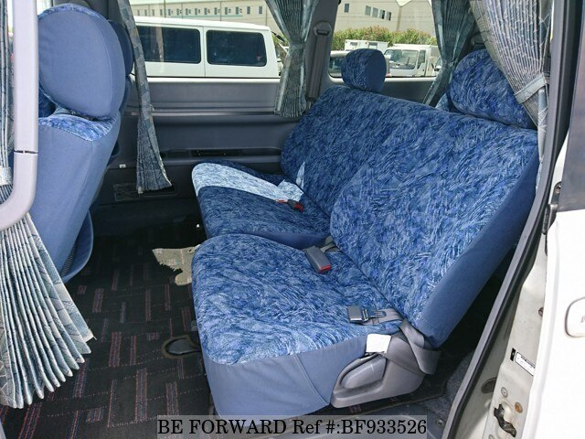 Used 1997 Toyota Townace Noahe Sr40g For Sale Bf933526 Be Forward