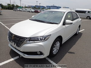 Used 2018 TOYOTA PREMIO BF934599 for Sale
