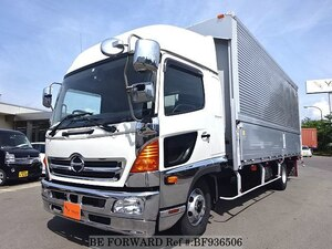 Used 2014 HINO RANGER BF936506 for Sale