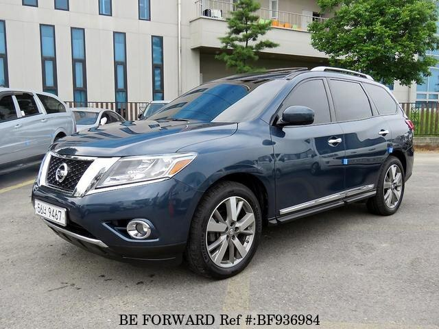 About This 2014 NISSAN Pathfinder (Price:$20,283)