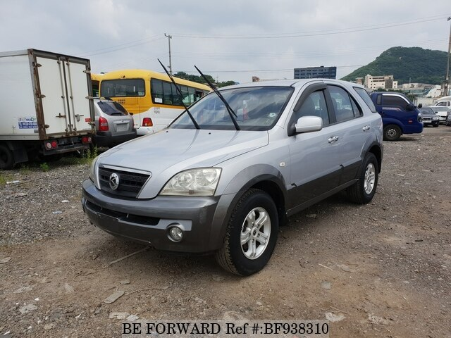 Exceptional Used 2004 KIA SORENTO BF938310 For Sale