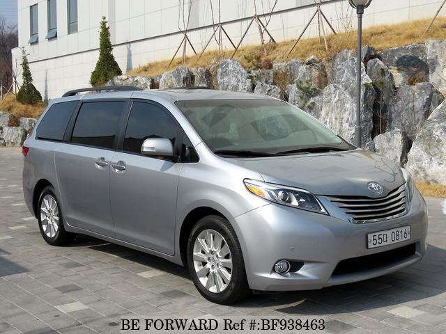used 2015 toyota sienna limited for sale bf938463 be forward. Black Bedroom Furniture Sets. Home Design Ideas