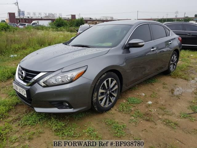 Used 2017 Nissan Altima Bf938780 For