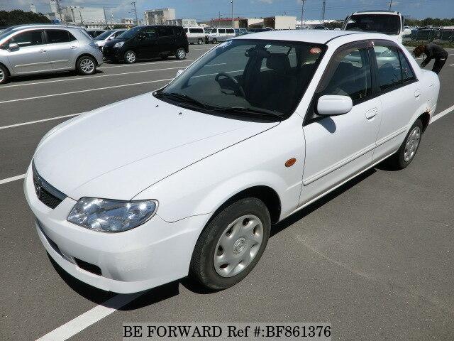 used 2002 mazda familia gf bj5p for sale bf861376 be forward rh sp beforward jp