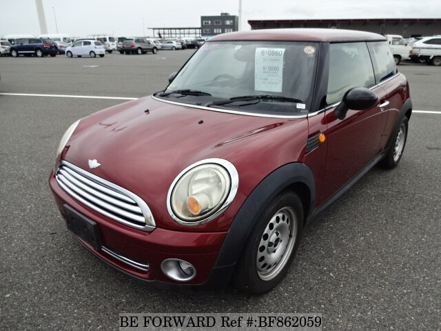Used 2008 Bmw Mini Oneaba Me14 For Sale Bf862059 Be Forward