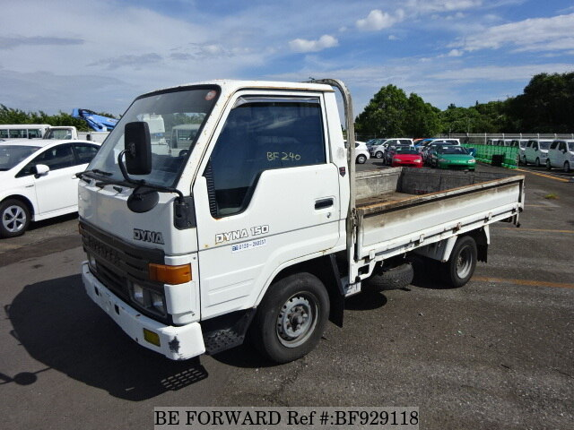 toyota dyna truck 1993