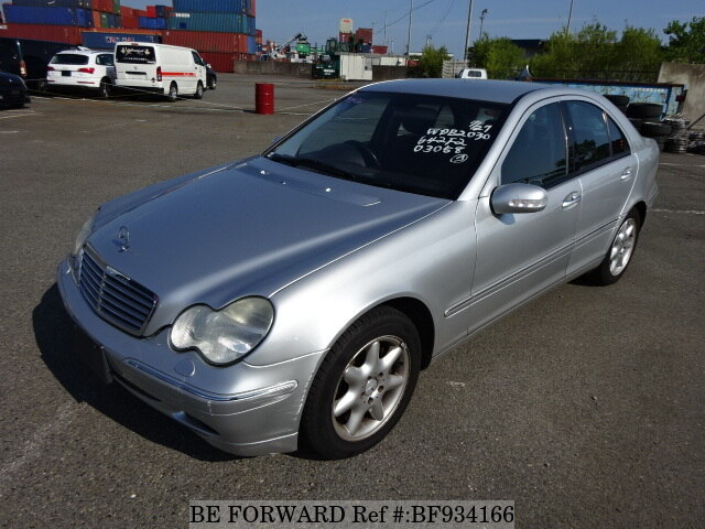 About This 2002 MERCEDES BENZ C Class (Price:$1,116)