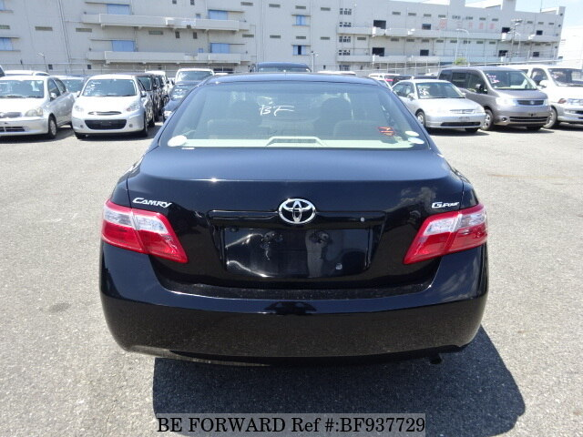 used 2006 toyota camry g four limited edition dba acv45 for sale bf937729 be forward. Black Bedroom Furniture Sets. Home Design Ideas