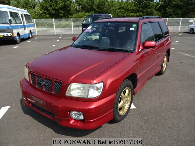 Used 2001 SUBARU FORESTER BF937946 for Sale