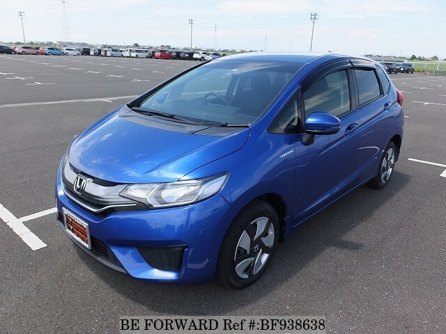 About This 2014 HONDA Fit Hybrid (Price:$5,338)