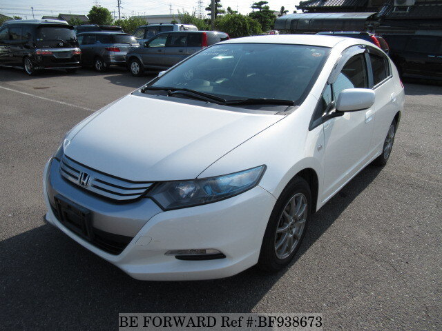 Used 2009 HONDA INSIGHT BF938673 for Sale