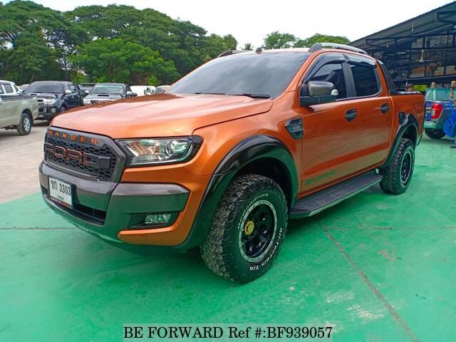 f6f8359a86 Used 2017 FORD RANGER 3.2 for Sale BF939057 - BE FORWARD