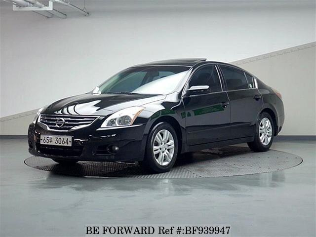 About This 2010 NISSAN Altima (Price:$6,792)