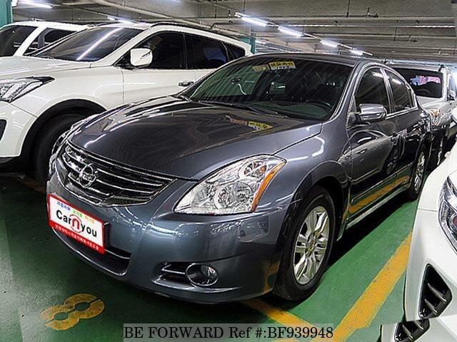 Captivating About This 2010 NISSAN Altima (Price:$6,887)