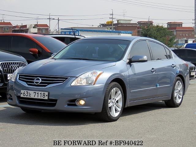 About This 2010 NISSAN Altima (Price:$6,654)