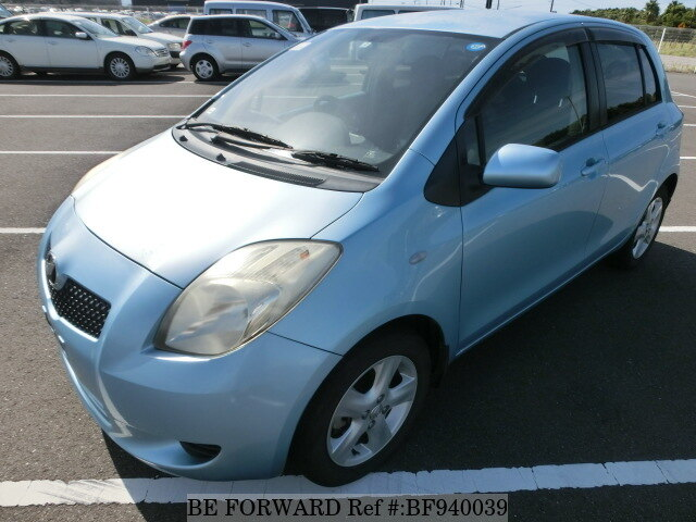 Used 2005 TOYOTA VITZ F/DBA-SCP90 for Sale BF940039 - BE FORWARD