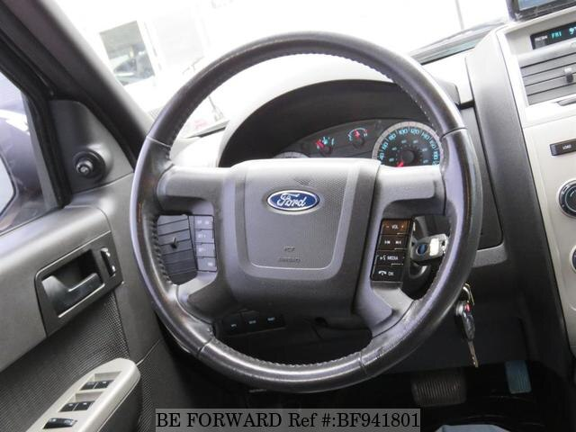 Used 2011 FORD ESCAPE/XLT for Sale BF941801 - BE FORWARD