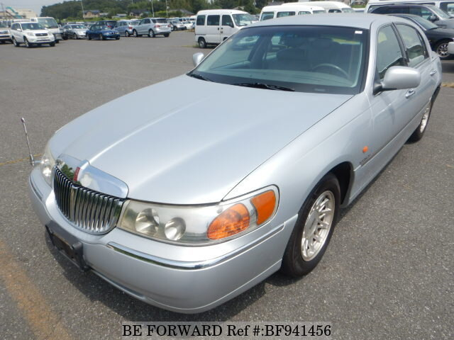 Used 2000 Lincoln Town Car Signature E 1lnwm82 For Sale Bf941456