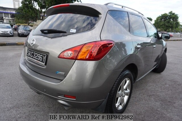 Used 2011 Nissan Murano Skc3296y For Sale Bf942982 Be