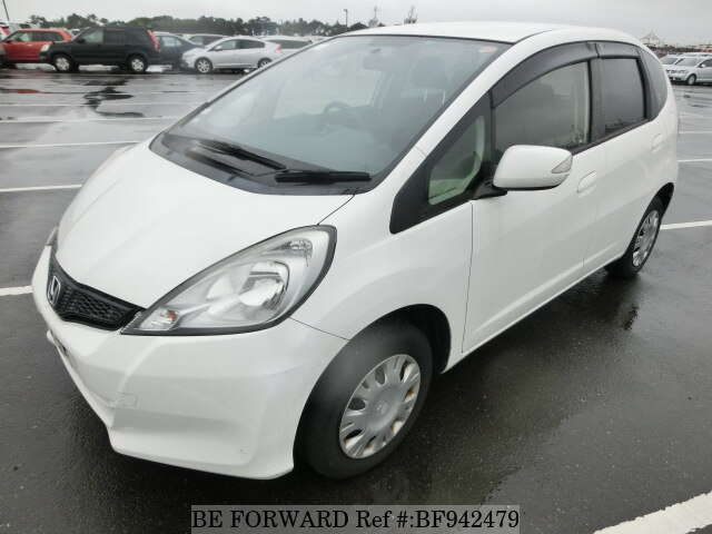 About This 2013 HONDA Fit (Price:$3,020)