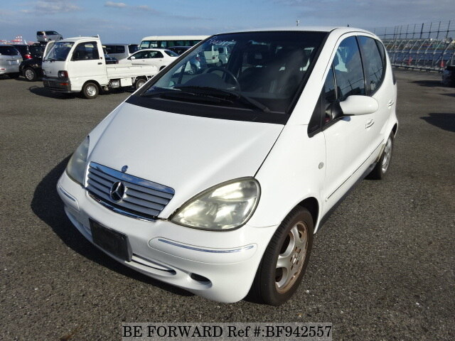 Used 2003 MERCEDES-BENZ A-CLASS A160/GH-168033 for Sale ...