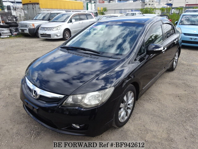 Used 2009 HONDA CIVIC HYBRID BF942612 For Sale