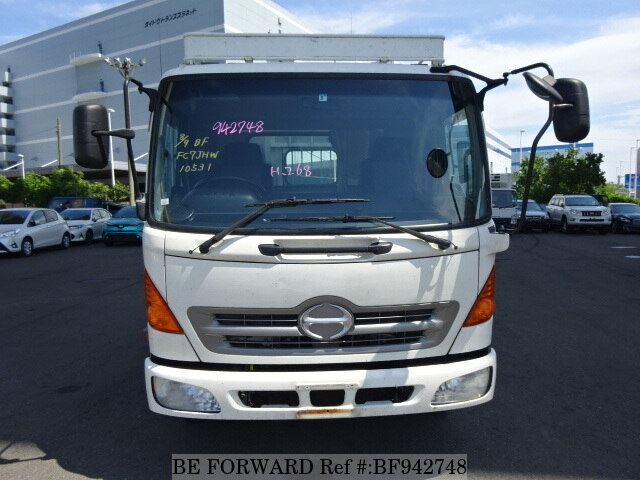 Used 2007 HINO RANGER/BDG-FC7JHWG for Sale BF942748 - BE FORWARD