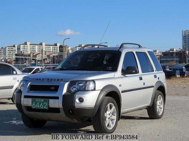 used 2005 land rover freelander/hse for sale bf943584 - be forward