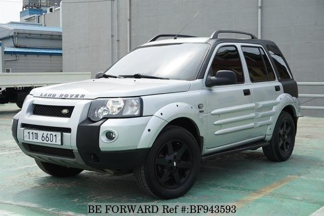 used 2005 land rover freelander/hse for sale bf943593 - be forward