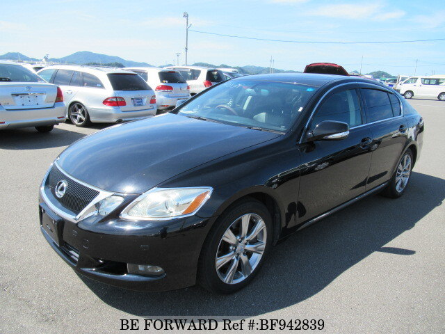 Used 2008 LEXUS GS BF942839 For Sale