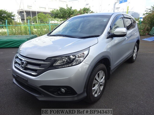 Elegant Used 2012 HONDA CR V BF943431 For Sale