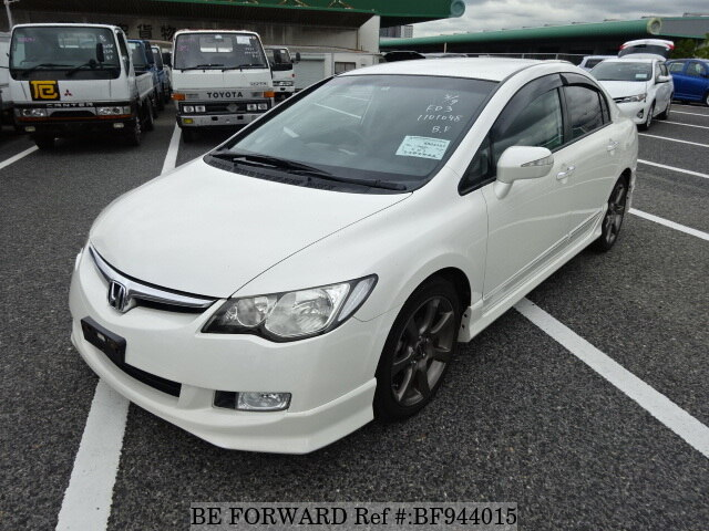 Used 2006 HONDA CIVIC HYBRID BF944015 For Sale Image ...