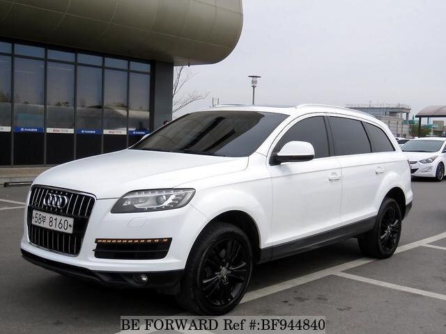 Used 2010 Audi Q73 0 For Sale Bf944840 Be Forward