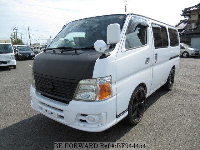 Used 2006 Nissan Caravan Van Kr Vwe25 For Sale Bf944454 Be Forward