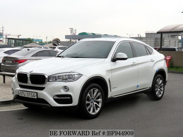 Used 2016 Bmw X6 30d For Sale Bf944909 Be Forward
