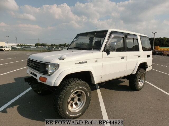 Used 1994 TOYOTA LAND CRUISER PRADO BF944923 For Sale