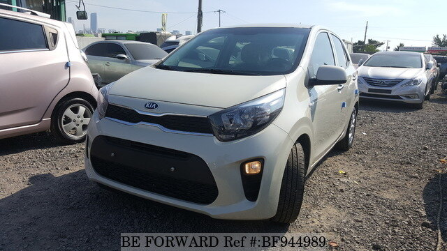 Used 2018 Kia Morning Picanto For Sale Bf944989 Be Forward