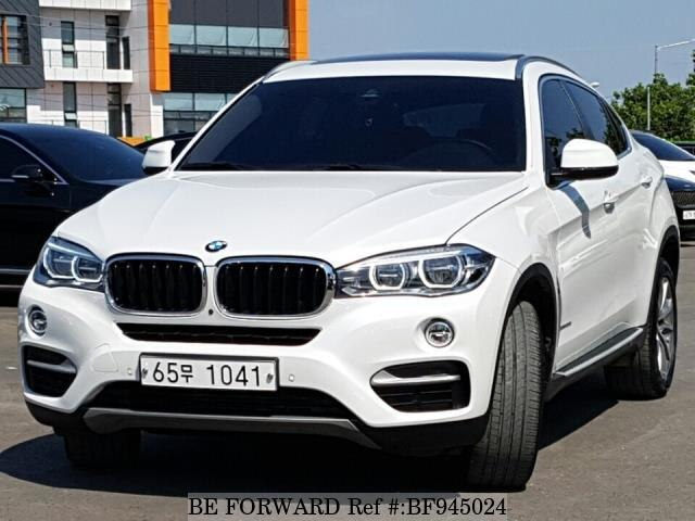 About This 2016 Bmw X6 Price 68 918