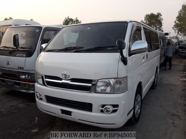 e1b79f052656b0 Used 2006 TOYOTA HIACE VAN for Sale BF945053 - BE FORWARD