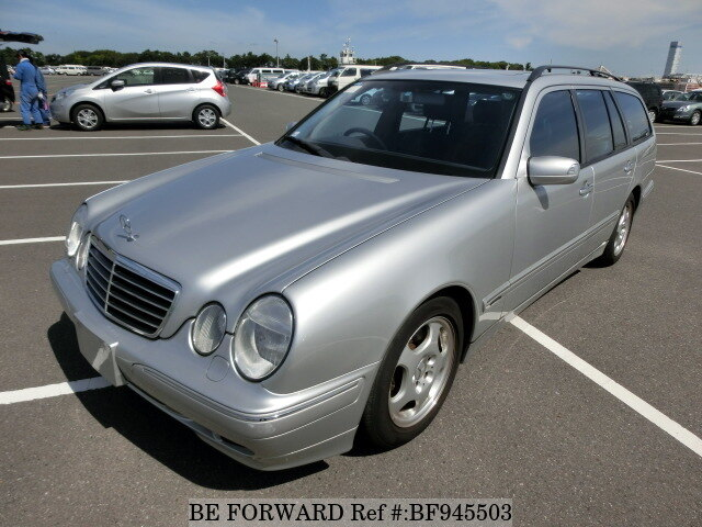 About This 2001 MERCEDES BENZ E Class (Price:$1,454)