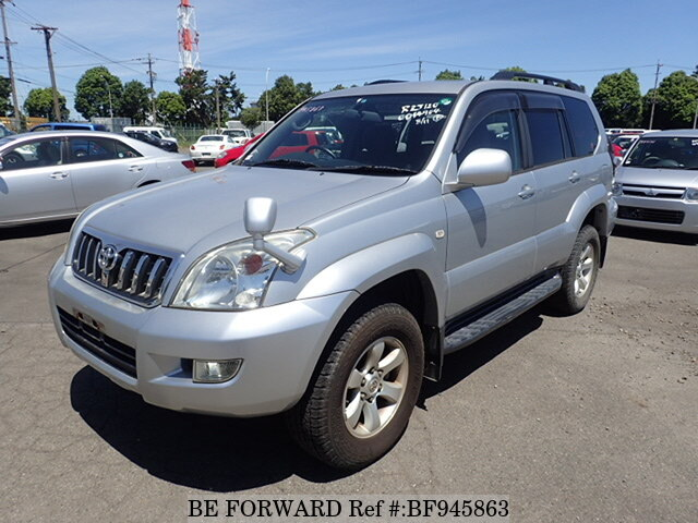 Used 2003 TOYOTA LAND CRUISER PRADO BF945863 For Sale