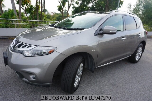 About This 2013 NISSAN Murano (Price:$5,220)