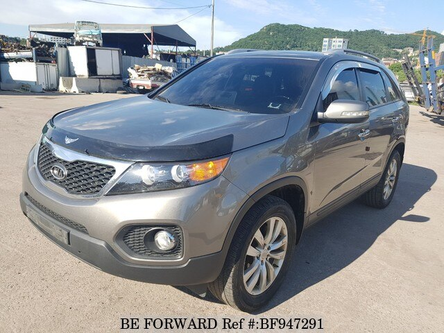 Superb About This 2011 KIA Sorento (Price:$6,100)