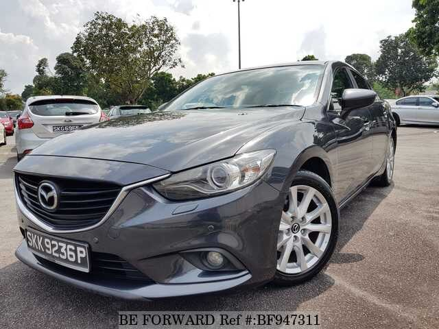 About This 2013 MAZDA MAZDA6 (Price:$5,820)