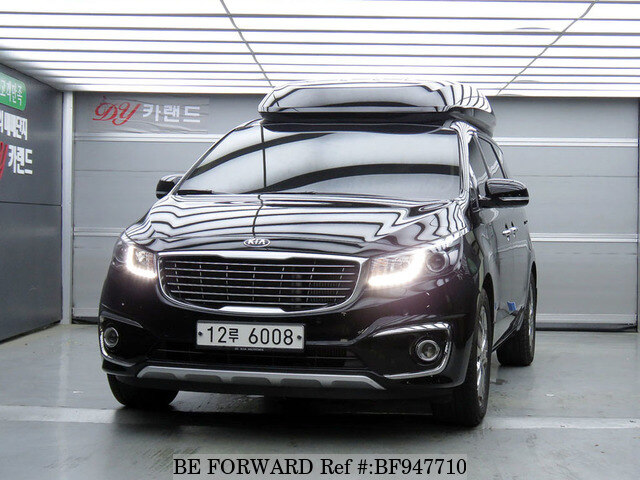 Used 2018 Kia Carnival 9 Seat 2 2 Diesel High Limousine For Sale